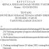 Contoh SK Operator Sekolah SD/MI Tahun 2018/2019 - Mutu Sekolah