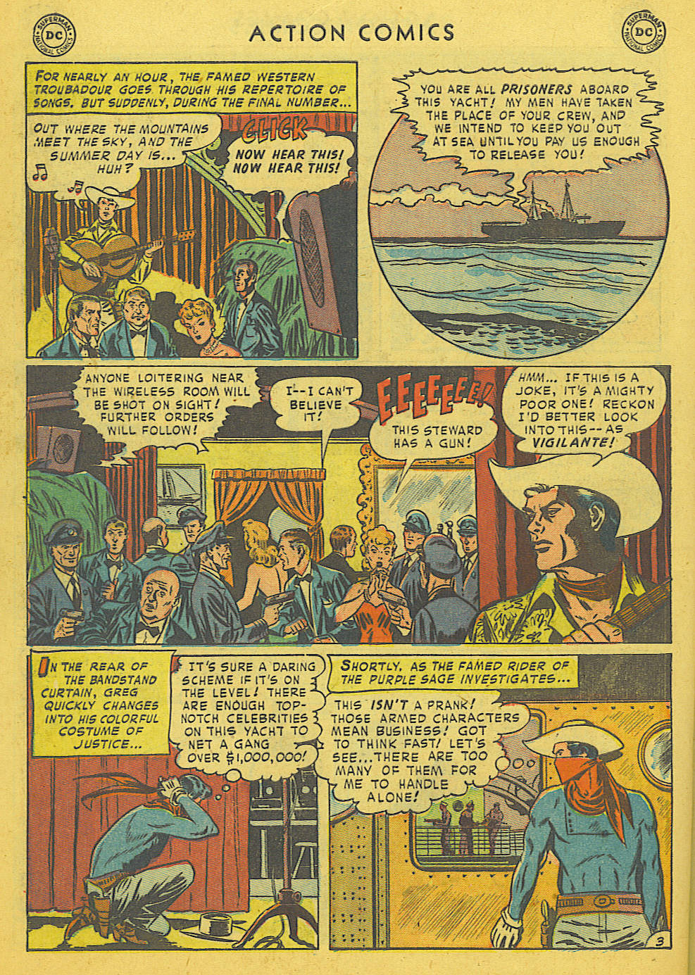 Read online Action Comics (1938) comic -  Issue #175 - 36