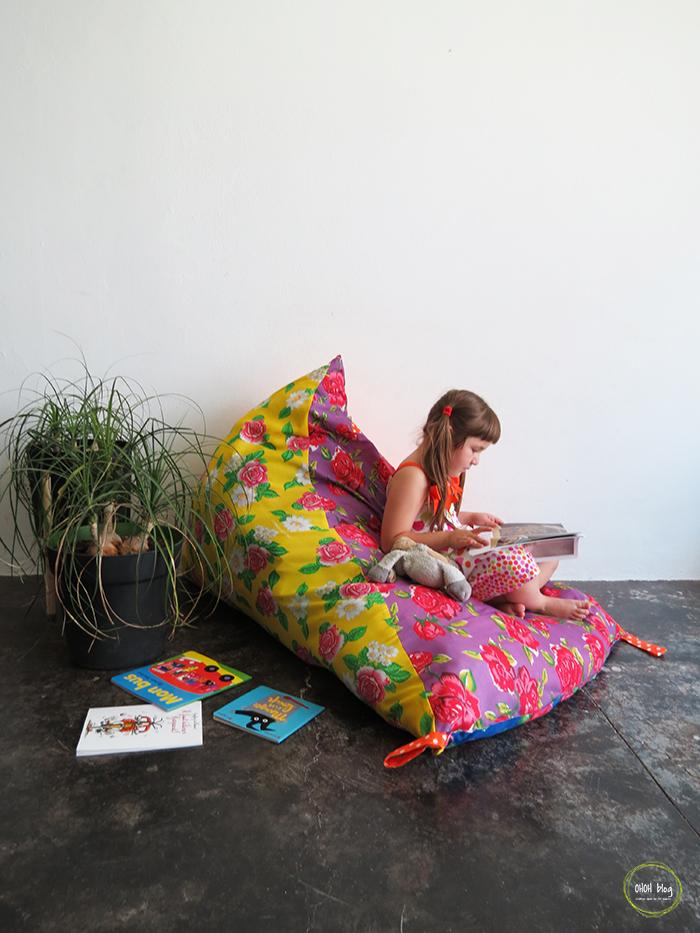 One hour floor cushion