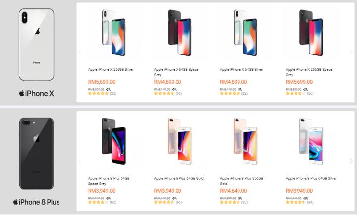 Promosi Apple Store Lazada Malaysia 1 Jun Hingga 4 Jun 2018