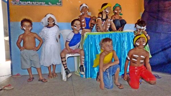 Alunos de Cocal participam de programação do Dia da Consciência Negra - Imagem 9