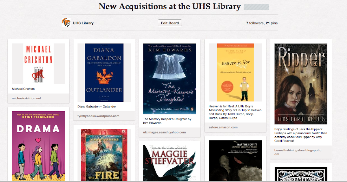 Uxbridge High School Library New Materials At The Uhs Library
