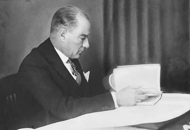 Atatürk'ün Okuduğu Son Kitap