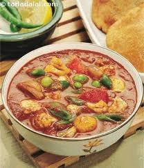 veg kolhapuri recipe gujarati
