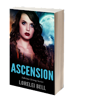 Ascension ~ available in paperback and ebook