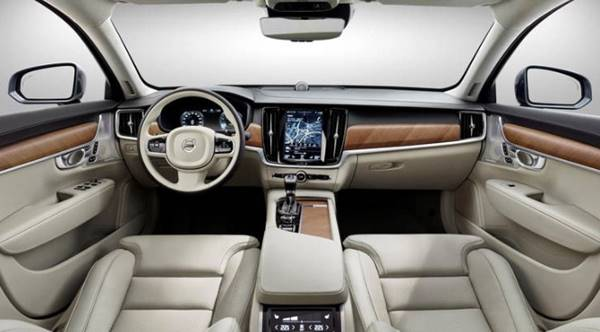 2017 Volvo S90 Release Date For Sale