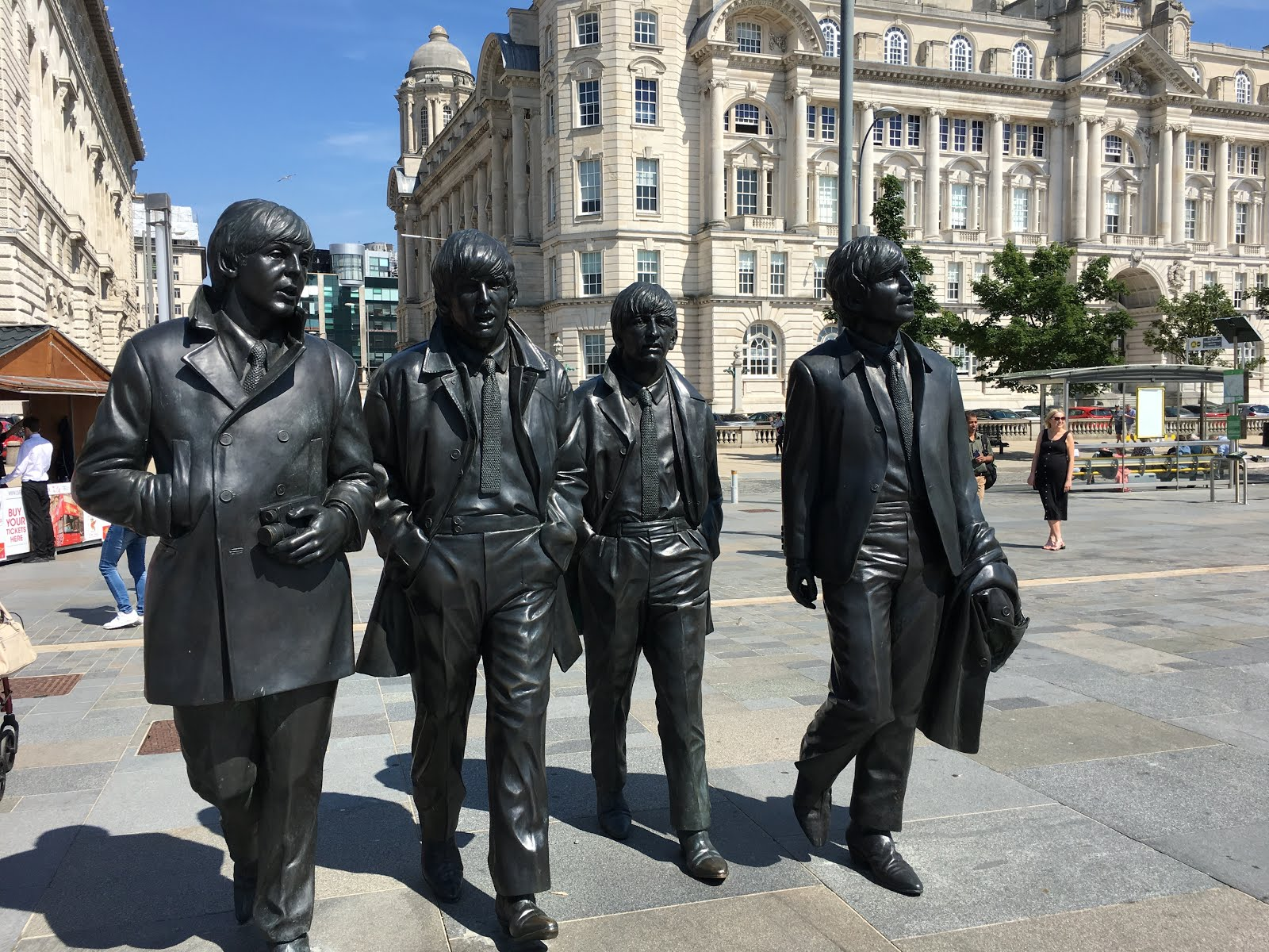 Beatles - Liverpool, England