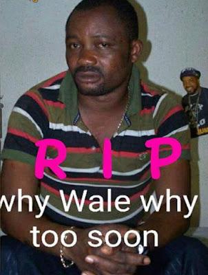 wale omo iyami leko dead