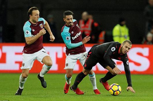 Gây thất vọng, Arsenal bị đánh bật khỏi top 6 2