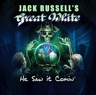 "Το τραγούδι ""Love Don't Live Here"" από το album των Jack Russell's Great White ""He Saw It Comin'"""