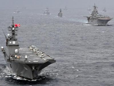 The Japanese Navy Still Dominates Asia