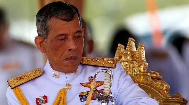Raja Thailand Tertembak di Jerman