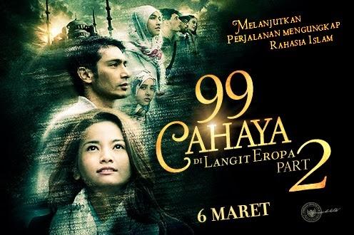 99 Cahaya Di Langit Eropa Part 2 Ganool Movie