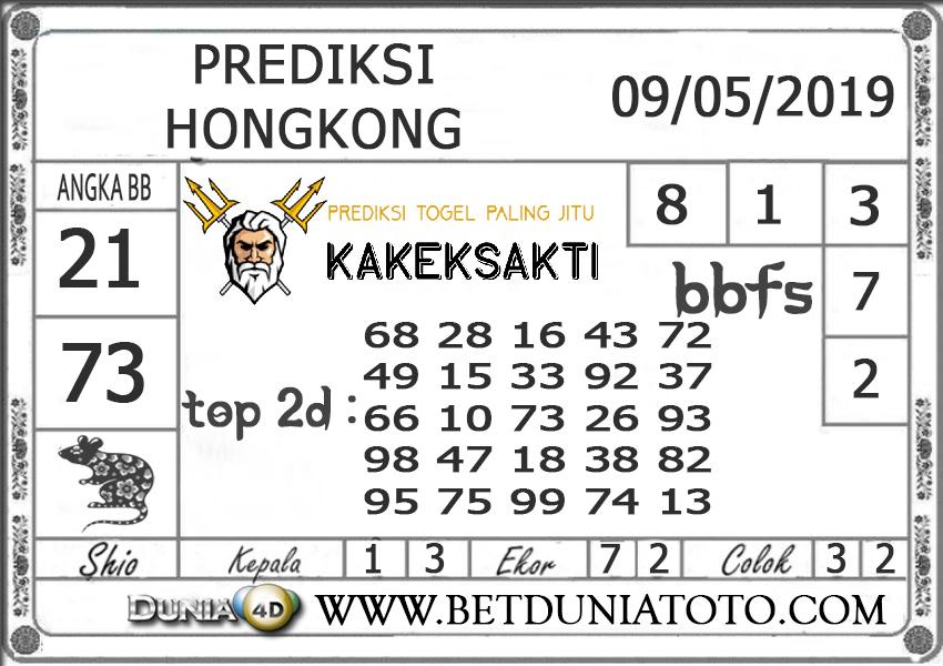 Prediksi Togel HONGKONG DUNIA4D 09 MEI 2019