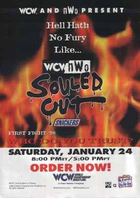 Image result for wcw souled out 1998