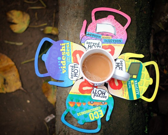 Inkfruit Tea Coasters Worth Rs 199 For Free