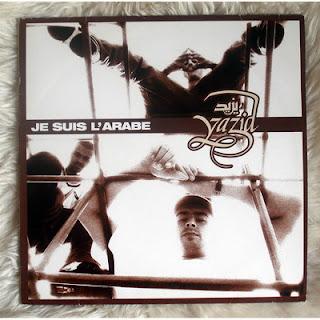Yazid - Je Suis L'arabe (1996) Flac+320