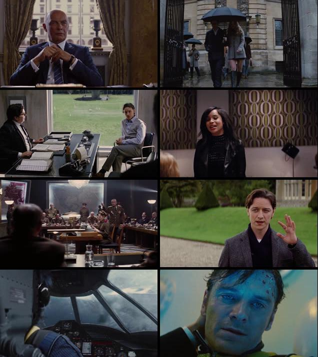 X Men First Class Full Movie Download (2011) 1080p, 720p BluRay