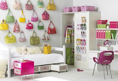 Dorm Room Decorating Ideas: Dorm Room Ideas For Girls