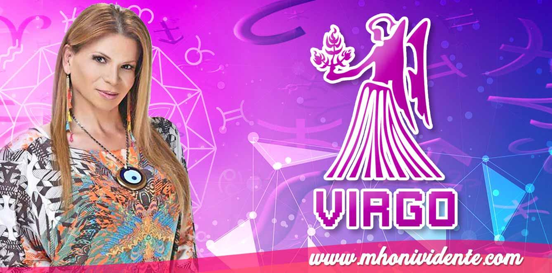 VIRGO - HOROSCOPO DE LA SEMANA DEL 21 AL 28 DE ABRIL.