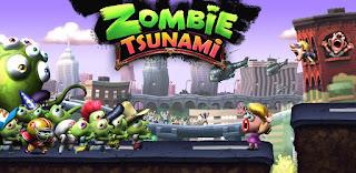 Zombie Tsunami Apk Mod Dinheiro Infinito