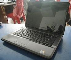 jual laptop 2nd lenovo g450