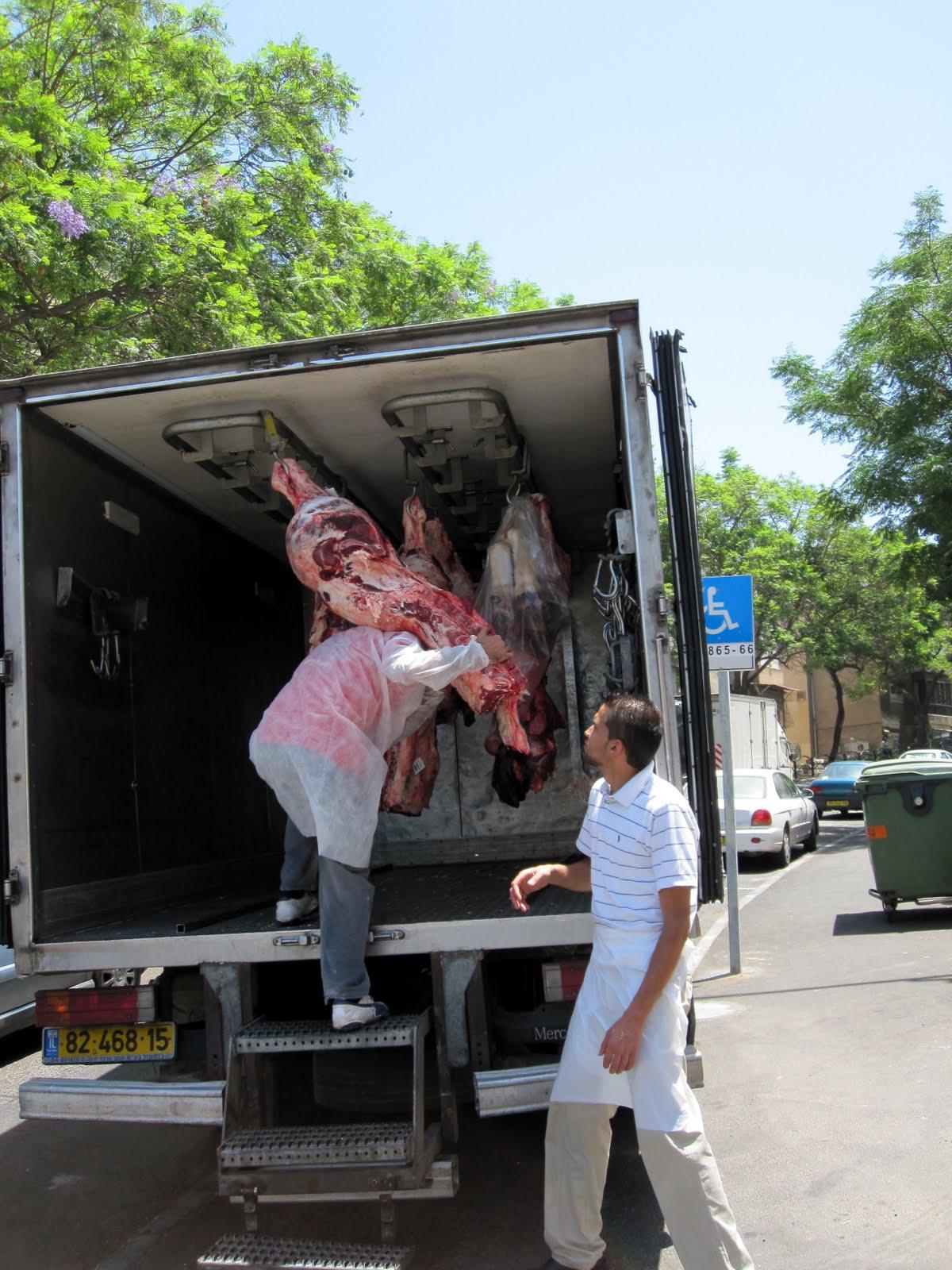 haifa butcher