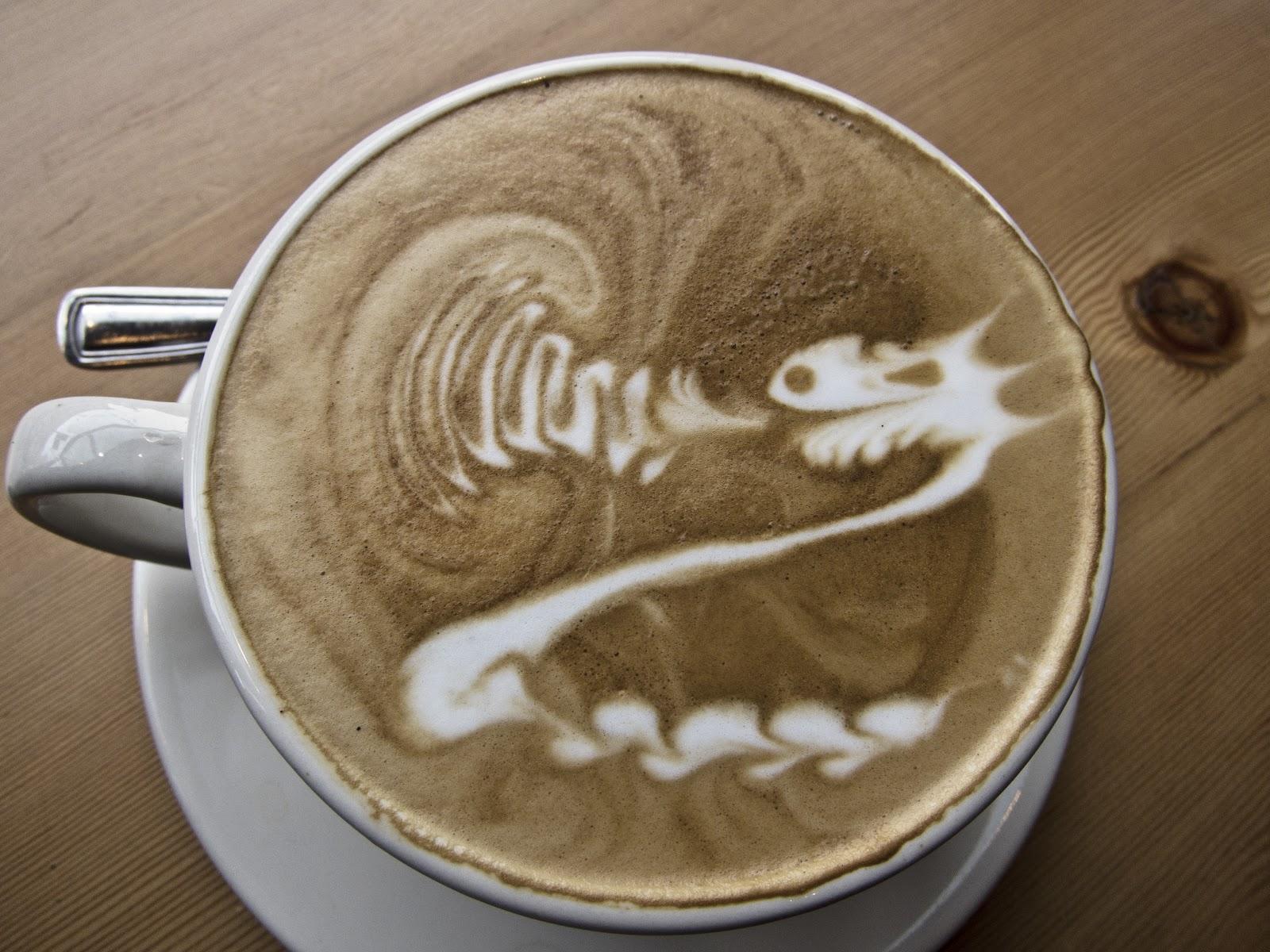 Espresso Fun Themed Baby Grow//Suit BARISTA APPRENTICE Coffee House Latte
