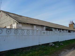 Железнодорожная станция Письменная. Хлебоприёмное предприятие