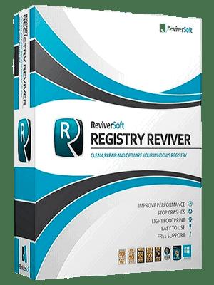ReviverSoft Registry Reviver Box Imagen