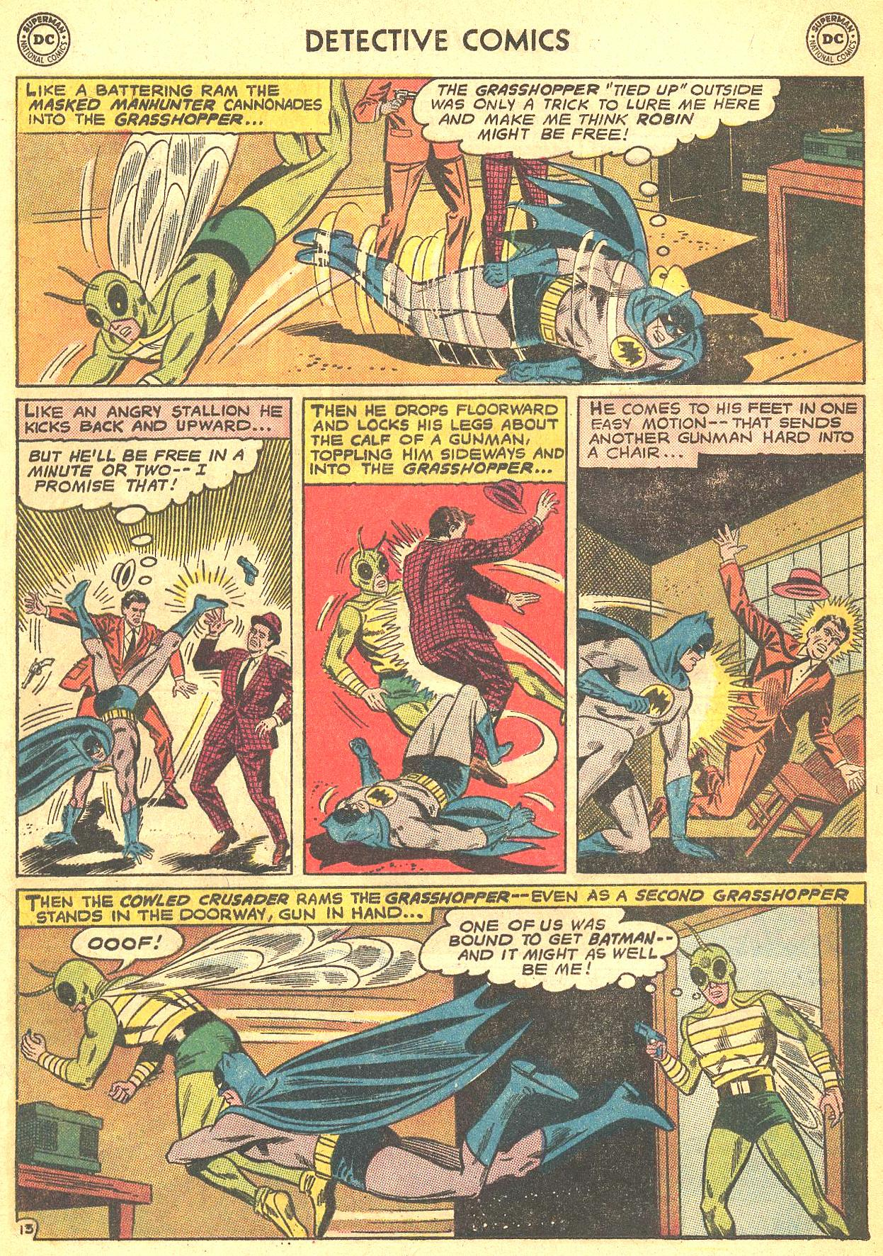 Detective Comics (1937) 334 Page 15