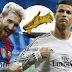 Messi,  Ronaldo Take Centre Stage As World Cup Enters Knockouts