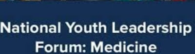 National Youth Leadership Forum Medicine