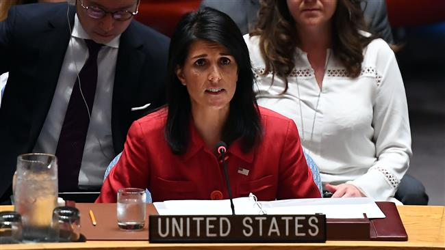 'Enough is enough,' Nikki Haley says to North Korea's missile tests