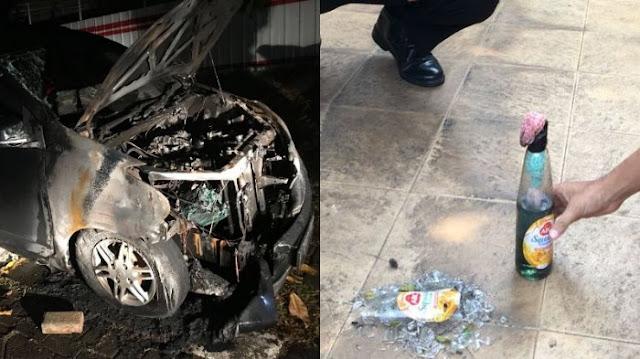 Kompakan, Rumah Mardani Ali Sera Dilempar Molotov dan Mobil Neno Warisman Katanya Dibakar, Fadli Zon dan Politikus Demokrat Ngompor-ngomporin Begini...