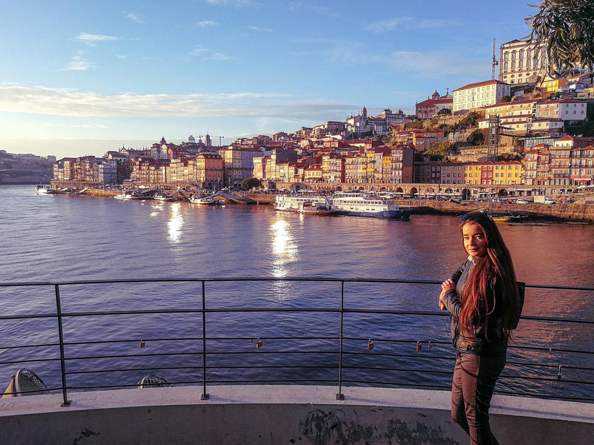 Porto wieczorową porą ♥