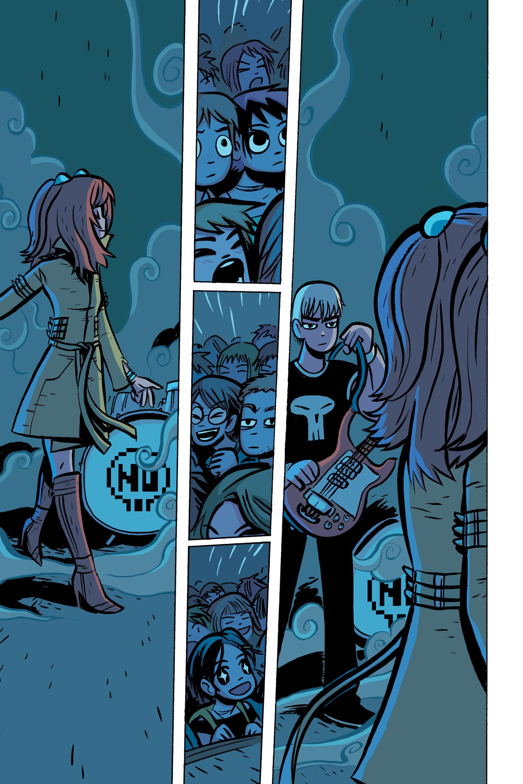 Read online Scott Pilgrim comic -  Issue #2 - 182