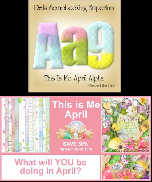 This Is Me April - Alpha