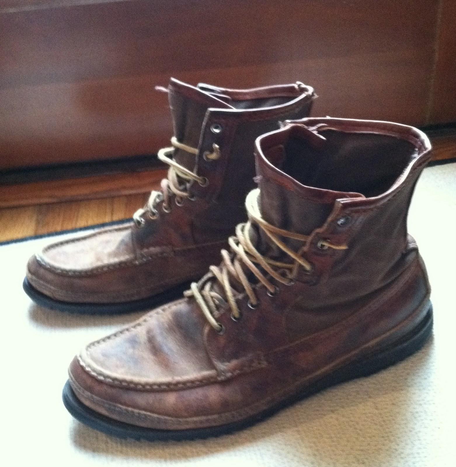 Badass Mens Boots Tsaa Heel