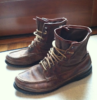 Midwest Dressed Taking Care Of Rugged Boots For Fall