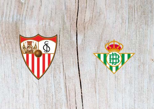 Sevilla vs Real Betis - Highlights 13 April 2019