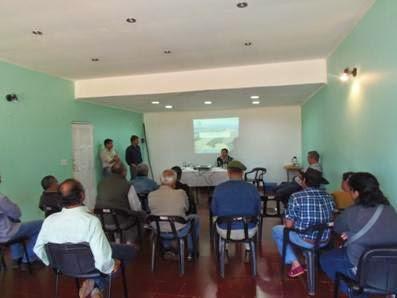 Ley 25.080: Dictaron charlas para productores en el Norte de Corrientes