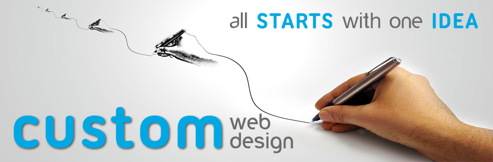 Custom Web Design Company Dubai.
