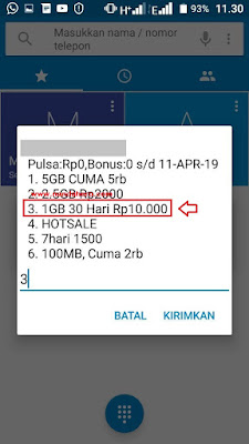paket internet tri 1gb 30 hari 10rb