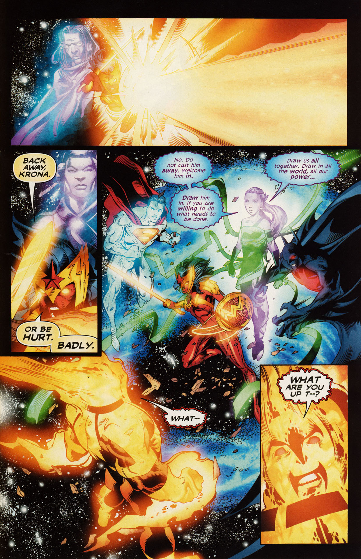 Read online Trinity (2008) comic -  Issue #50 - 23
