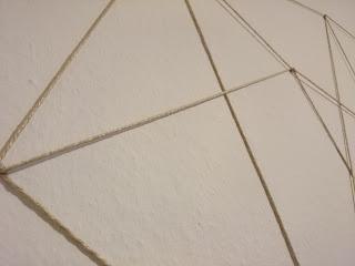 [DIY] Geometrische Bilderwand // Geometric Photography Wall