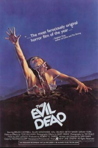 The Evil Dead Full Horror Movie