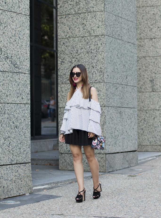 vision on fashion urban look