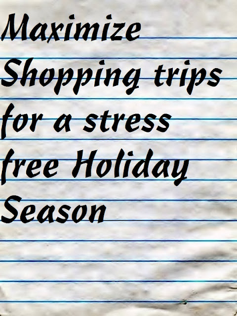 Maximize shopping trips list