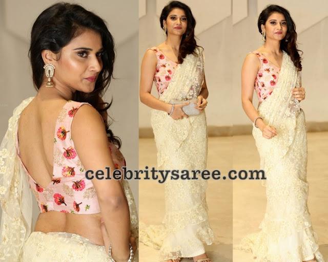 Priya Singh Designer Saree